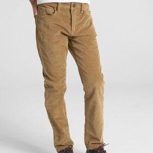 Gap boys skinny Corduroy pants 8 kids